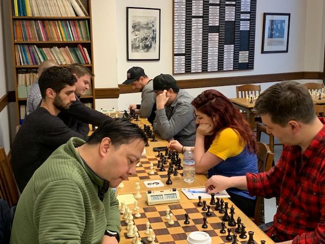 Chess Room Newsletter #863 | Mechanics' Institute