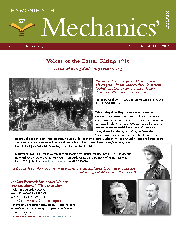 PDF version of theThis Month: April 2016 publication