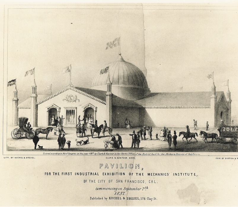 1st Fair Building