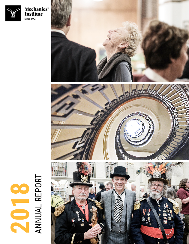 PDF version of the 2018 Annual Report publication