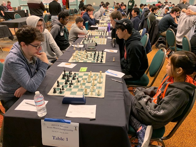 3ec2563b BAC-1 (left) and BCS Wu Hoo! (right) finished tied for first at the 2019  U.S. Amateur Team Championship. They played to a 2-2 match draw in round 5,  ...