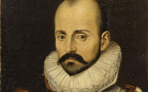 essay montaigne selected