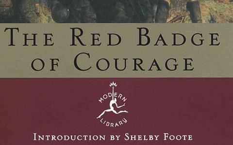 the realistic depiction of the american civil war in steven cranes the red badge of courage The red badge of courage: the red badge of courage, novel of the american civil war by stephen crane, published in 1895 and considered to be his masterwork because of its perceptive.