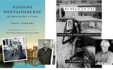 Authors Thad Carhart & Leonard Pitt