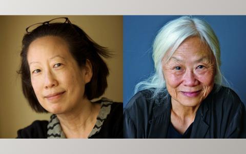 Gish Jen and Maxine Hong Kingston