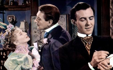 Still image from the film The Importance of Being Earnest