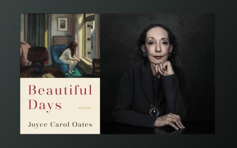 Photograph of Joyce Carol Oates
