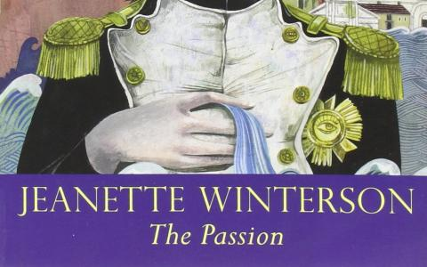 Book cover of The Passion
