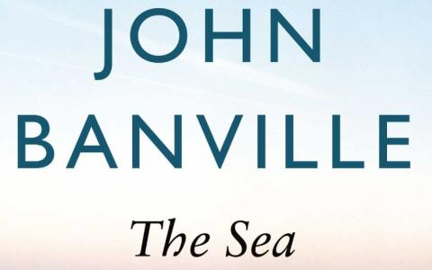 Book cover for The Sea
