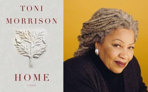 photograph of Toni Morrison