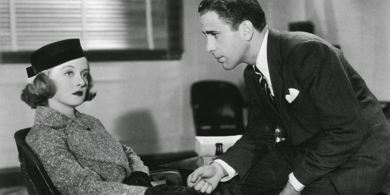 Still image from the film Marked Woman