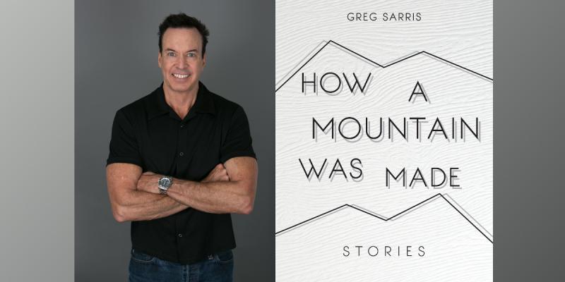 Photograph of Greg Sarris