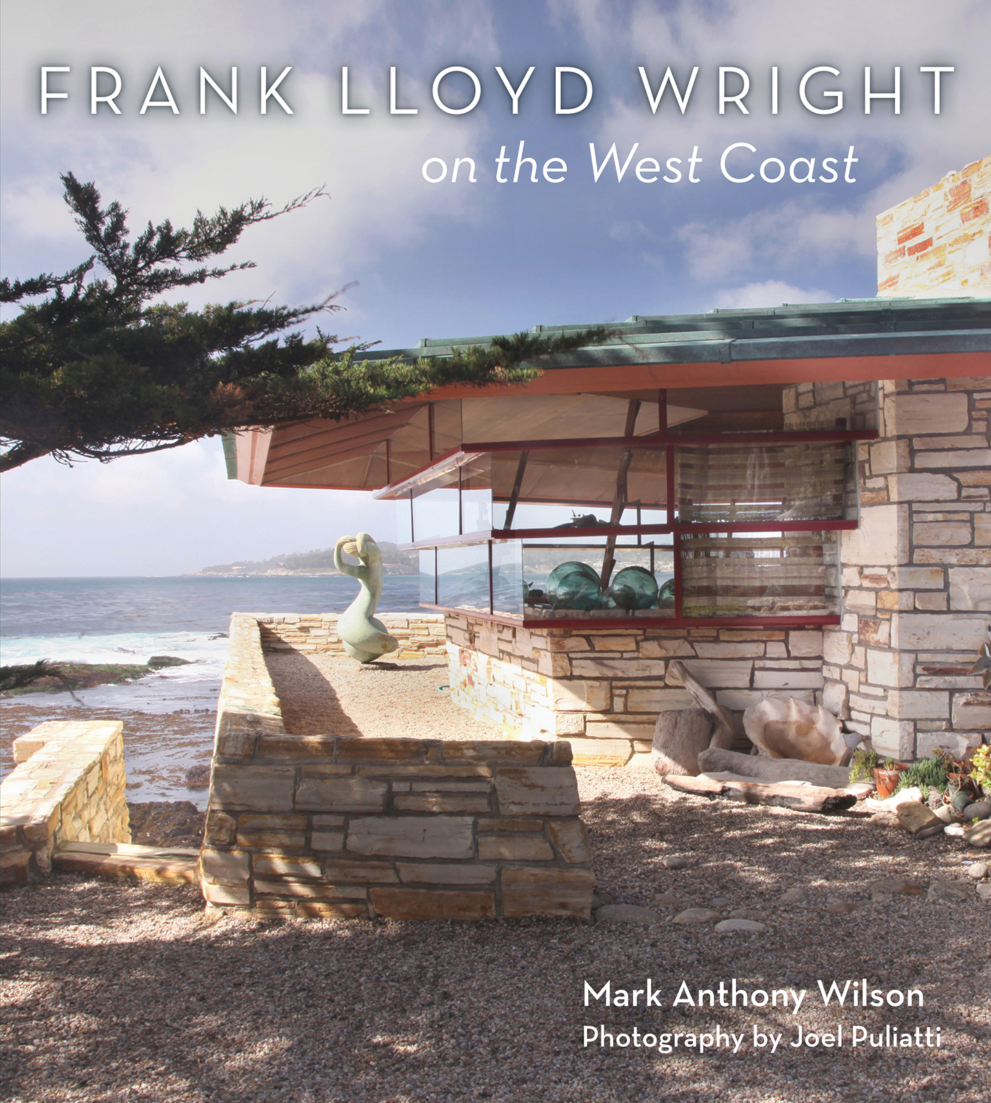 Book Cover of Frank Lloyd Wright on the West Coast
