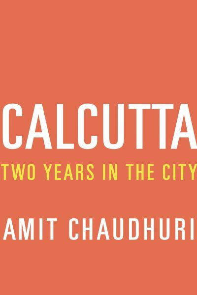 Calcutta book cover