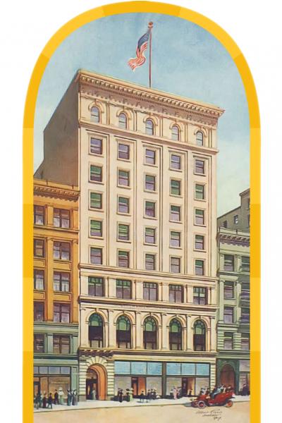 Mechanics' Institute Building