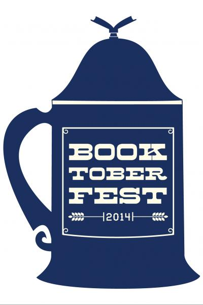 logo for booktoberfest 2014