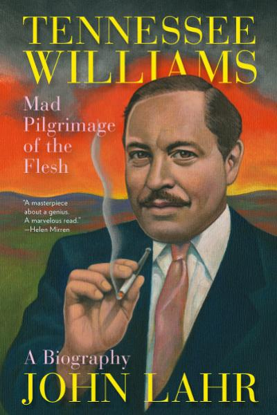book cover of tennessee williams mad pilgrimage of the flesh