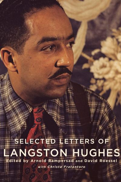 Book cover of The Selected Letters of Langston Hughes
