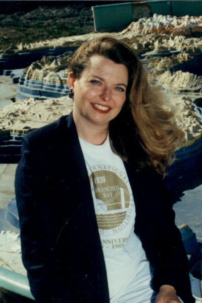 Photograph of Anne Schnoebelen