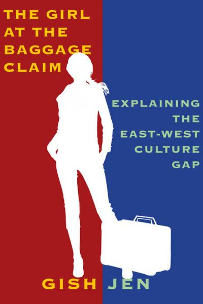 The Girl at the Baggage Claim book cover