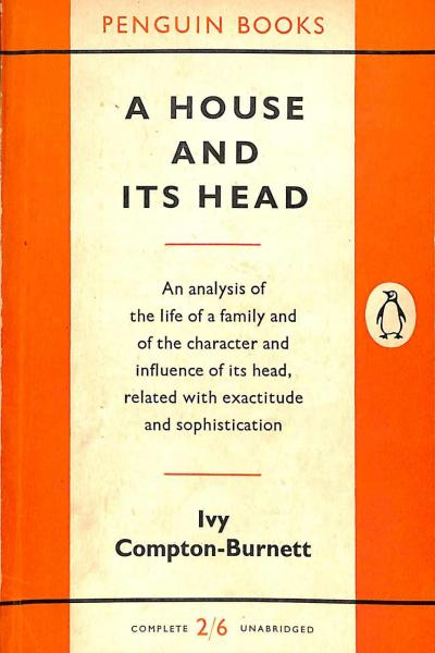 A House and Its Head book cover