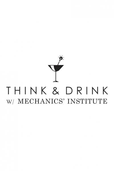 Think & Drink series logo