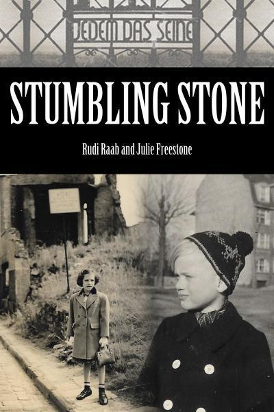 Book cover for Stumbling Stone