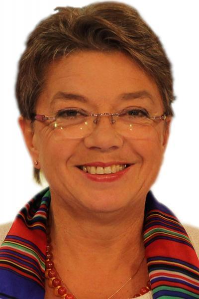Photograph of Brigitte Schulze Pilibosian