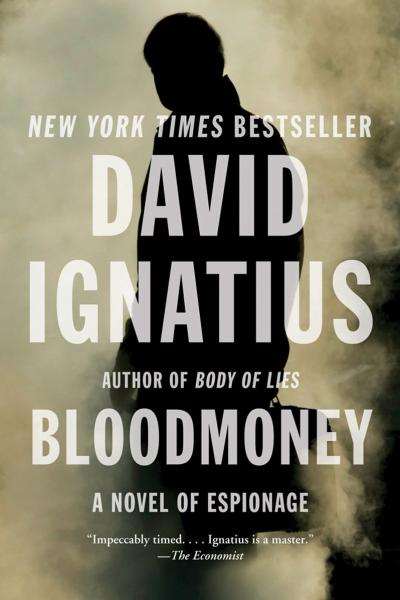 Book cover of Bloodmoney