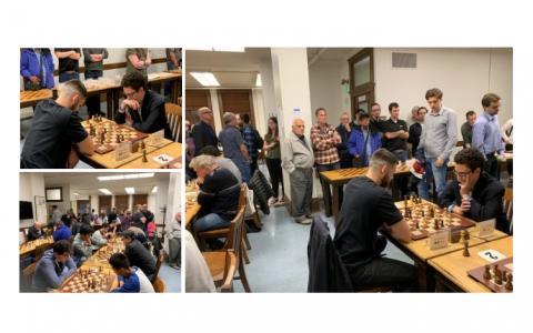 Photos of tournament action