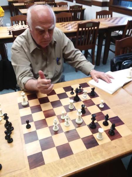 Chess Room Newsletter #874 | Mechanics' Institute